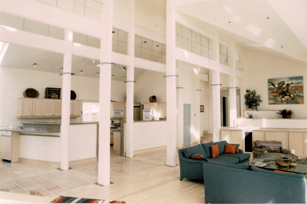Aspen whitehouse interior
