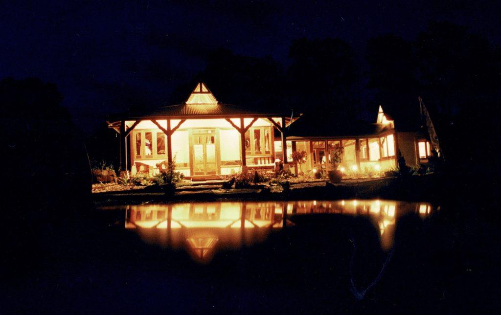 Bali night shot