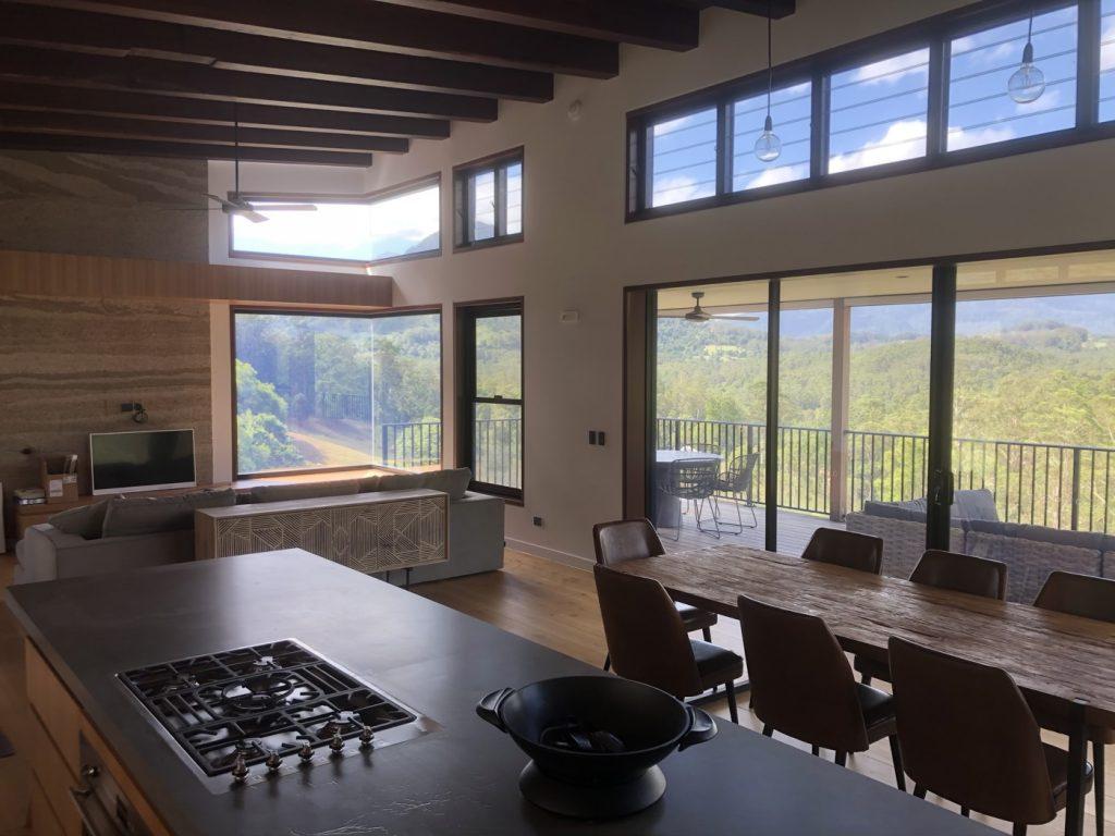 Interior diningːliving