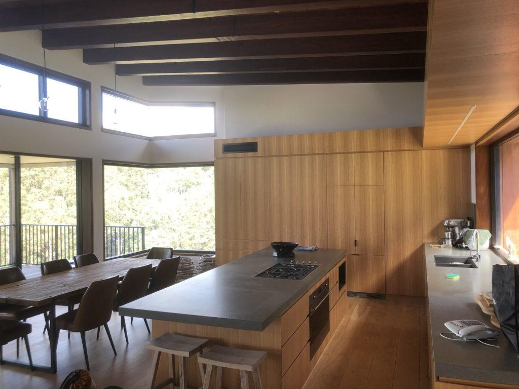 Interior kitchenːdining