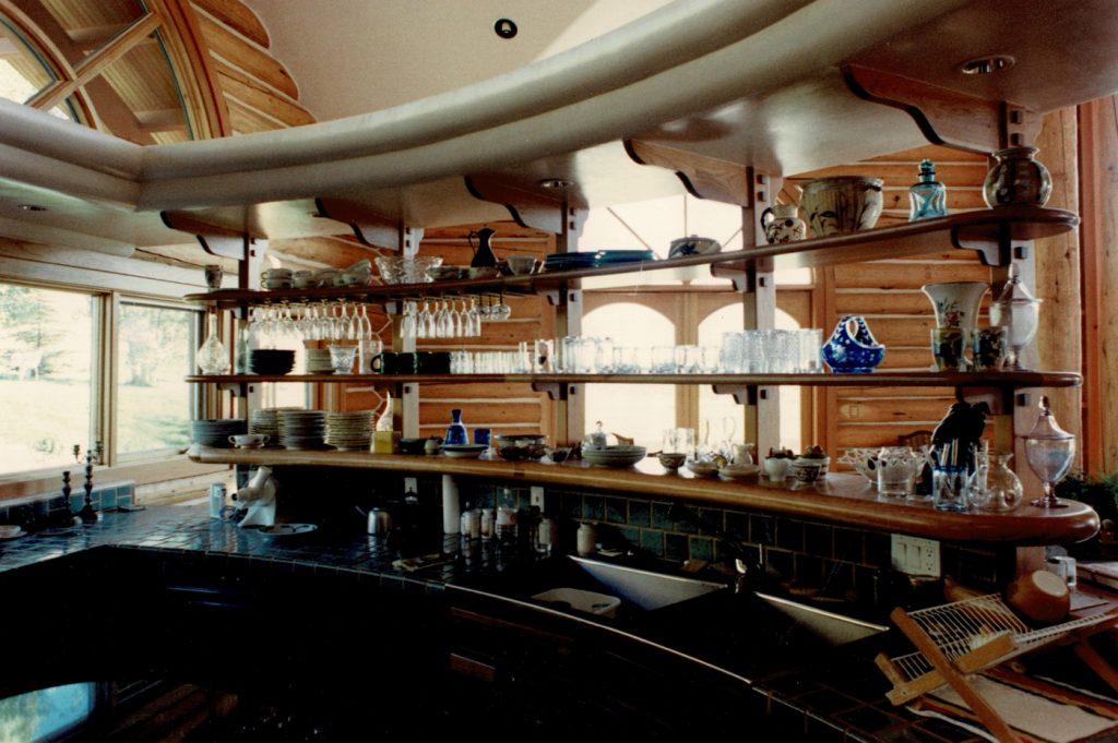 Log H kitchen
